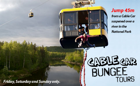 Riga Bungee Jump Tours