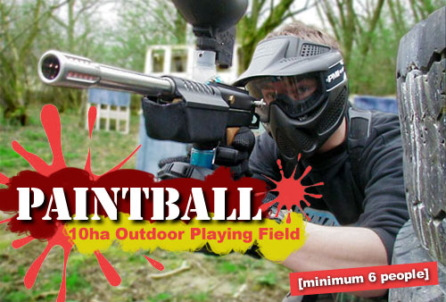 Riga Paintball Tours